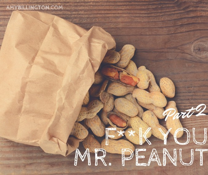 F**k You Mr. Peanut 2