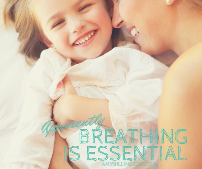 Breathing is Essential