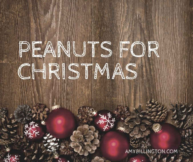 Peanuts for Christmas