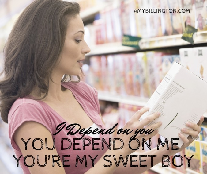 You Depend on Me